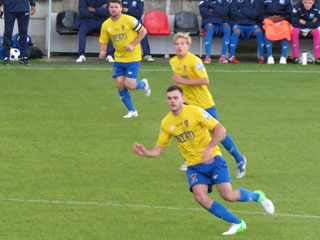 Staines FC coming forward!